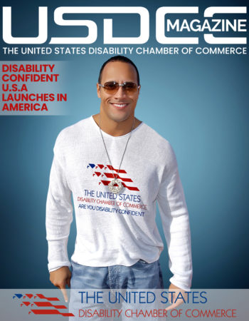 THE UNITED STATES DISABILITY CHAMBER OF COMMERCE